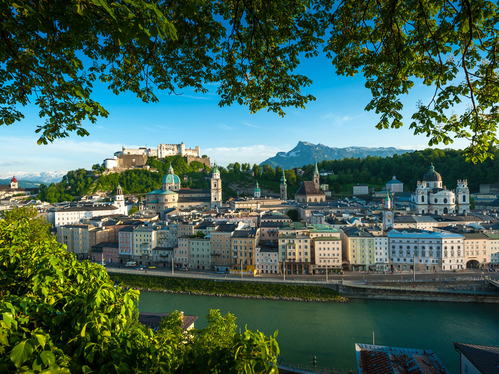 Sponsored | Picture-Perfect Salzburg