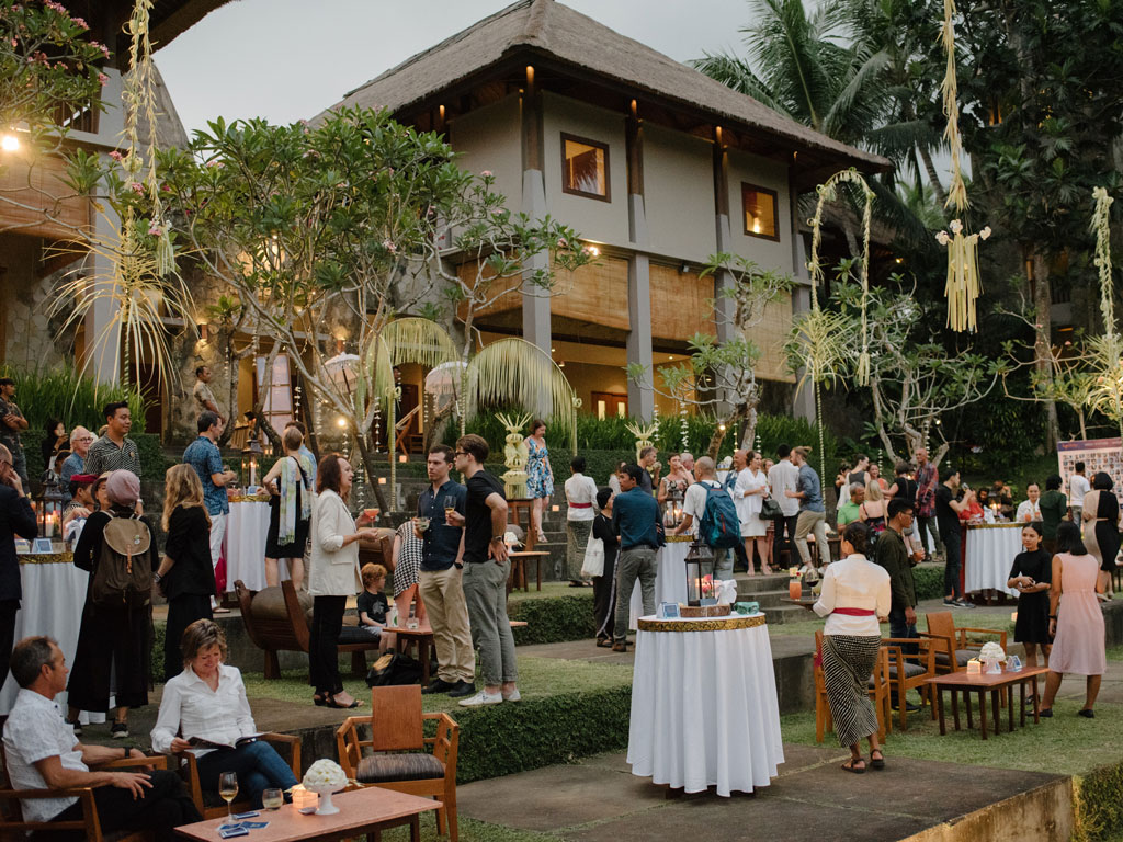 Go Now: A Literature Festival in Bali's Jungle Town