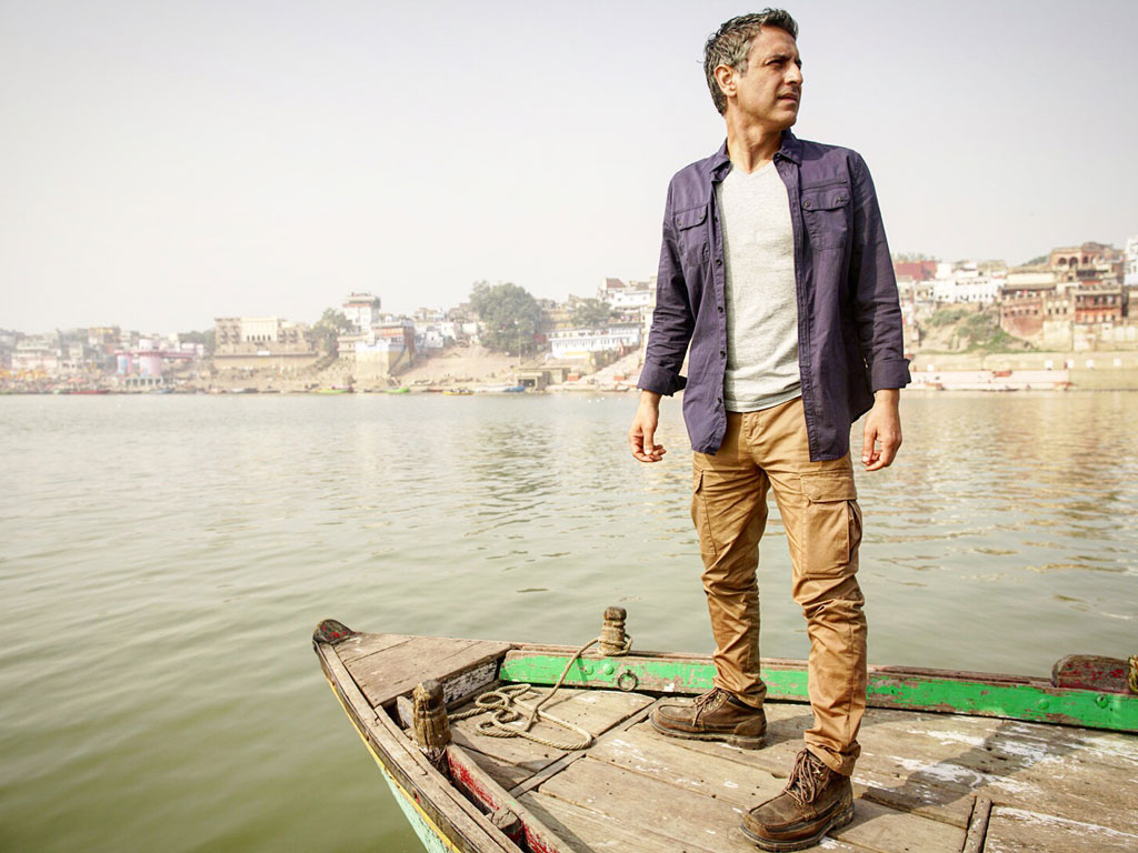 Reza Aslan on Varanasi, Family Travel, and Spiritual Journeys