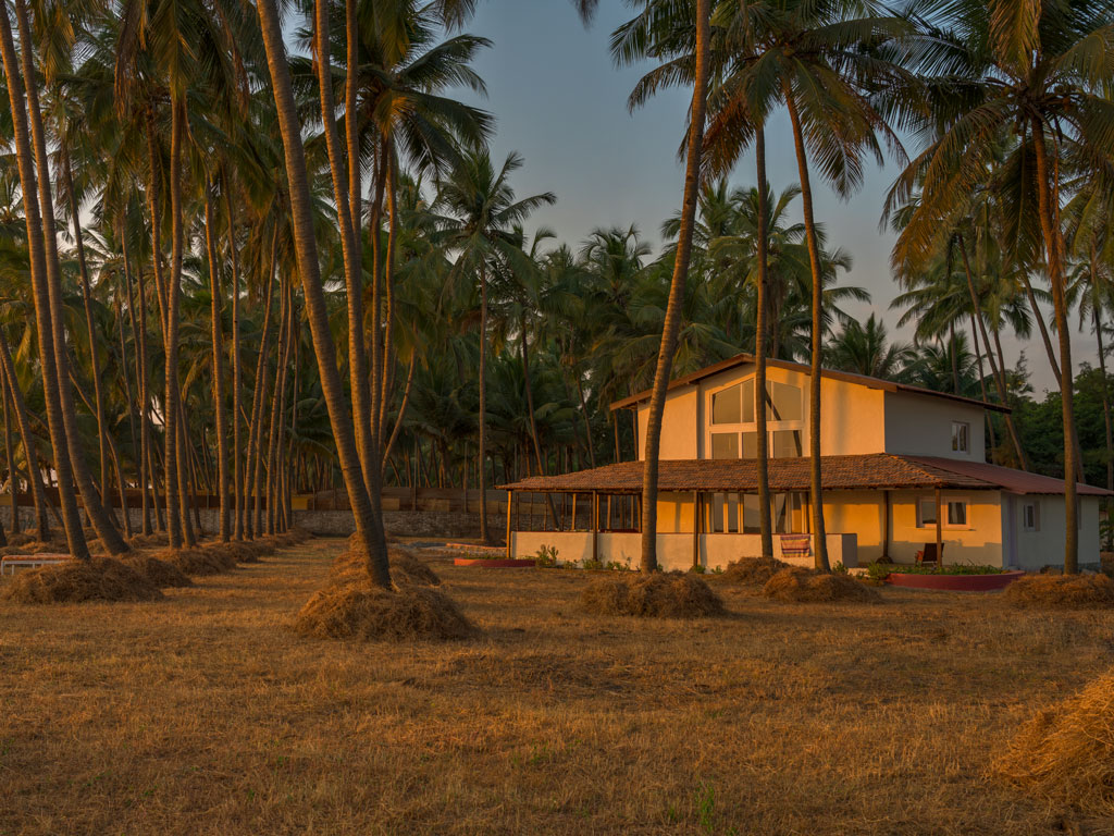 Homestay: Storeys Like Goa In Uran