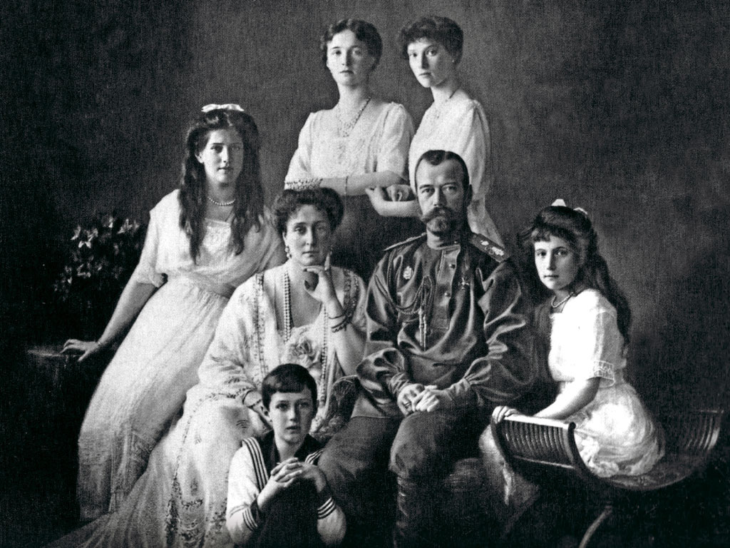 Revisiting the Romanovs