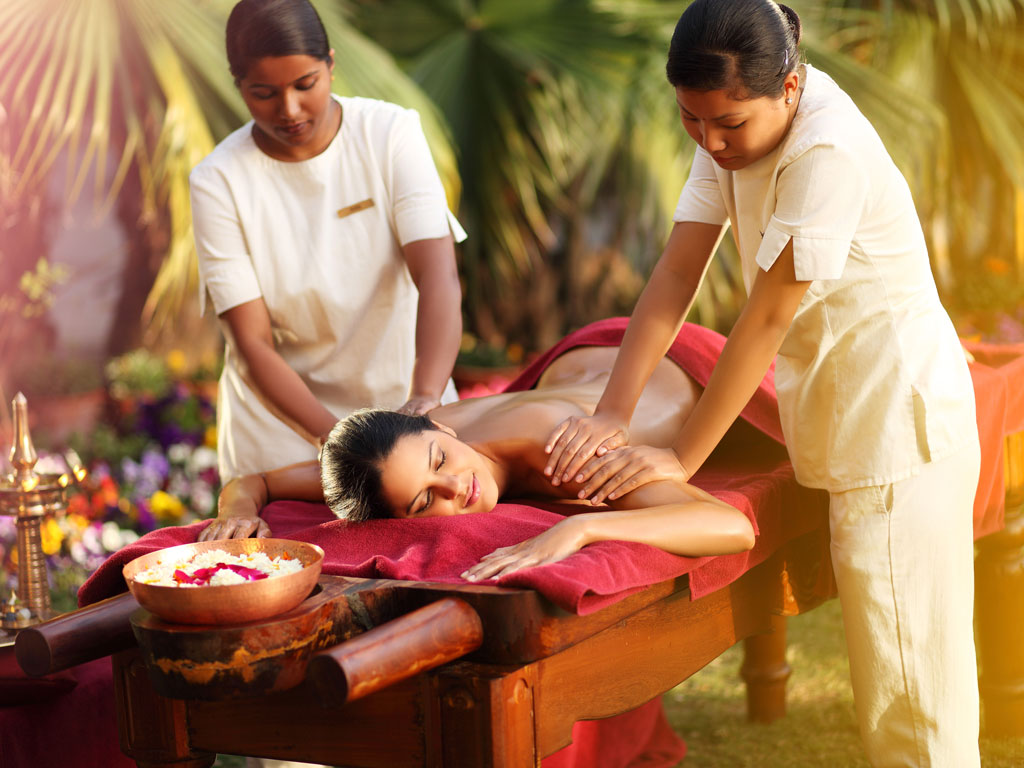 Sponsored | Bliss in Ananda Spa at the Himalayan Foothills
