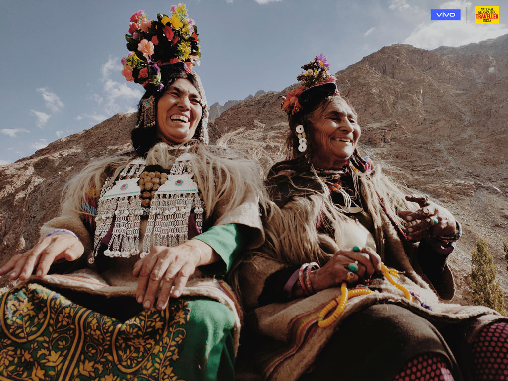 Sponsored: Into the Vibrating Lands of Ladakh with My Vivo