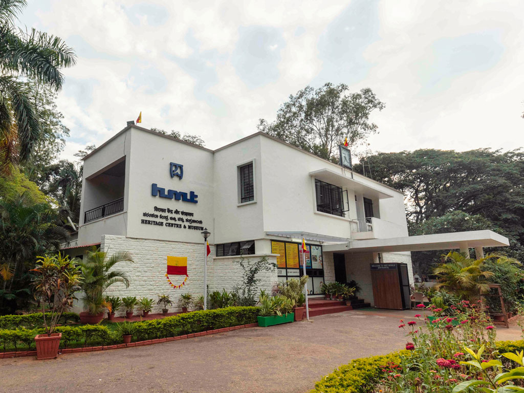 Time-Travelling in Bengaluru's HMT Museum