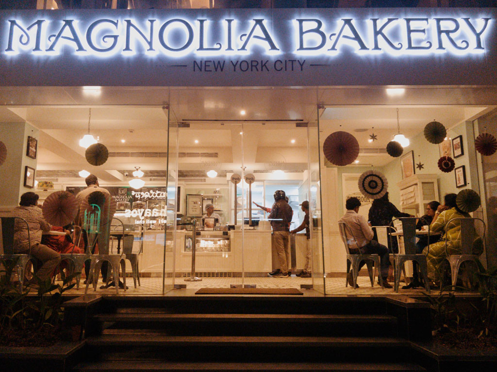 A New York Slice in Bengaluru