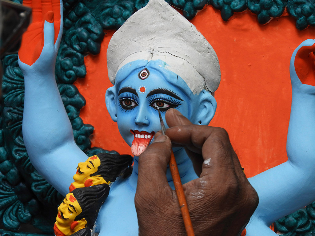 Dancing Wild: Legends of the Calcutta Kali