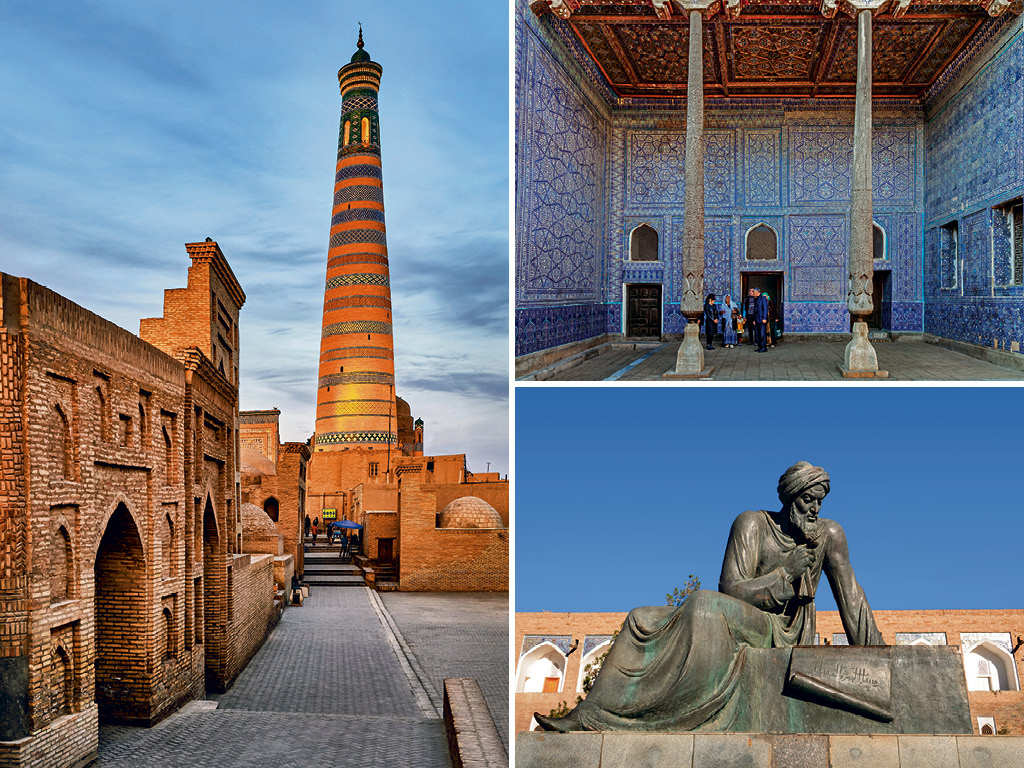 Khiva: The Land of Babur's Daughters