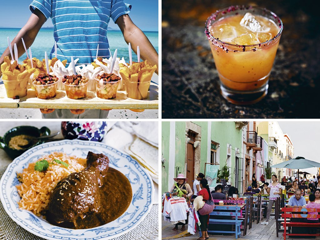 Food Fiesta: A Culinary A-Z of Mexico