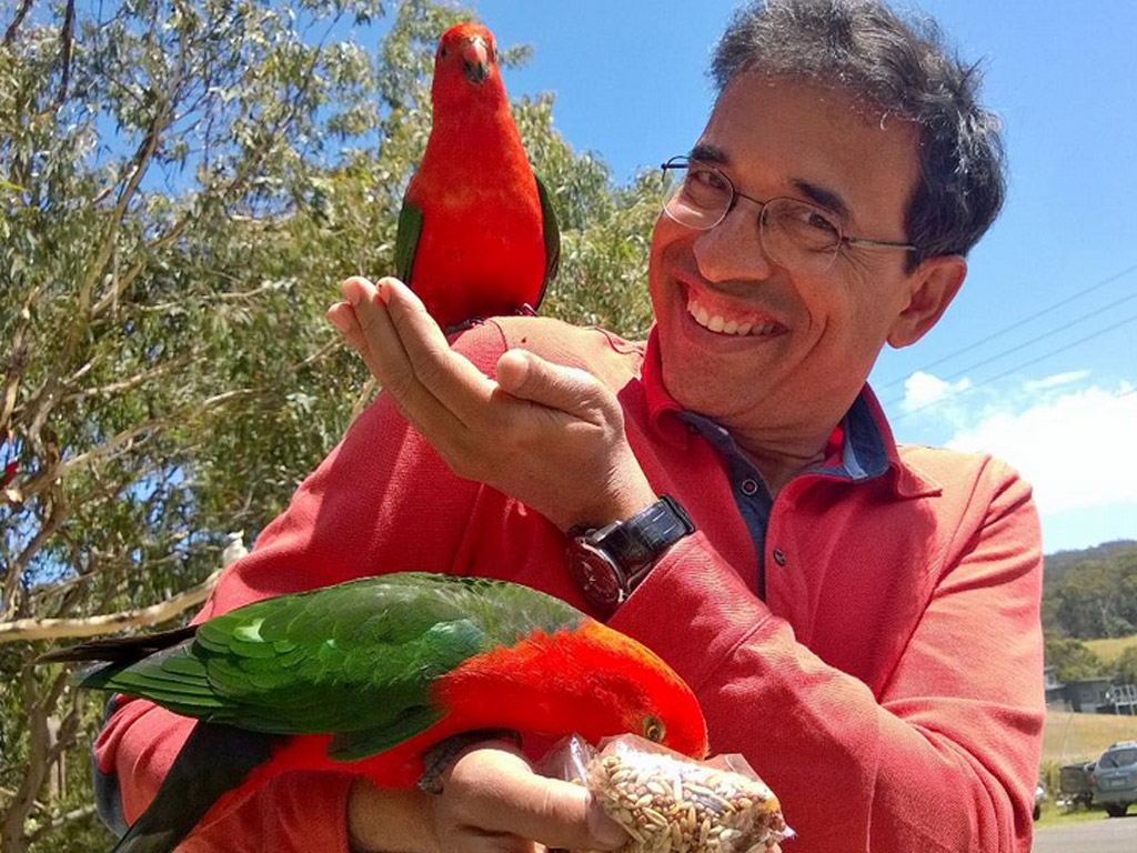 Harsha Bhogle: Batting for Australian Wines And Pubside Conversations