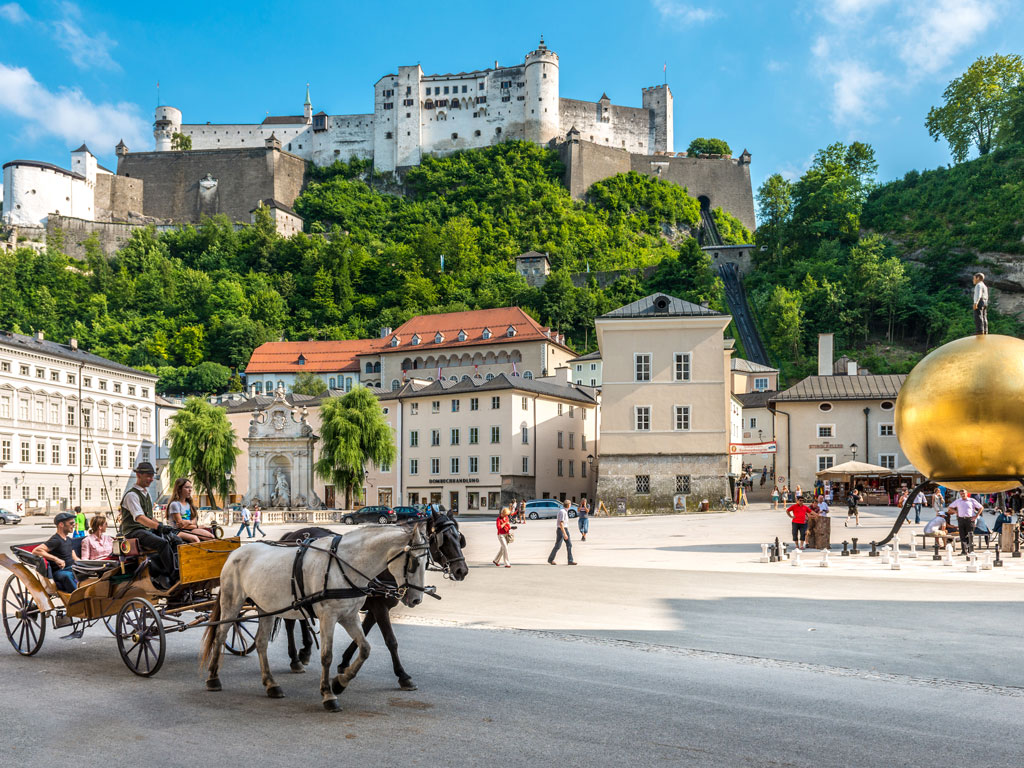 Partner Content | A Deep Dive into Wonderful Salzburg