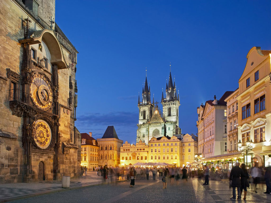Prague for Astronomy Buffs