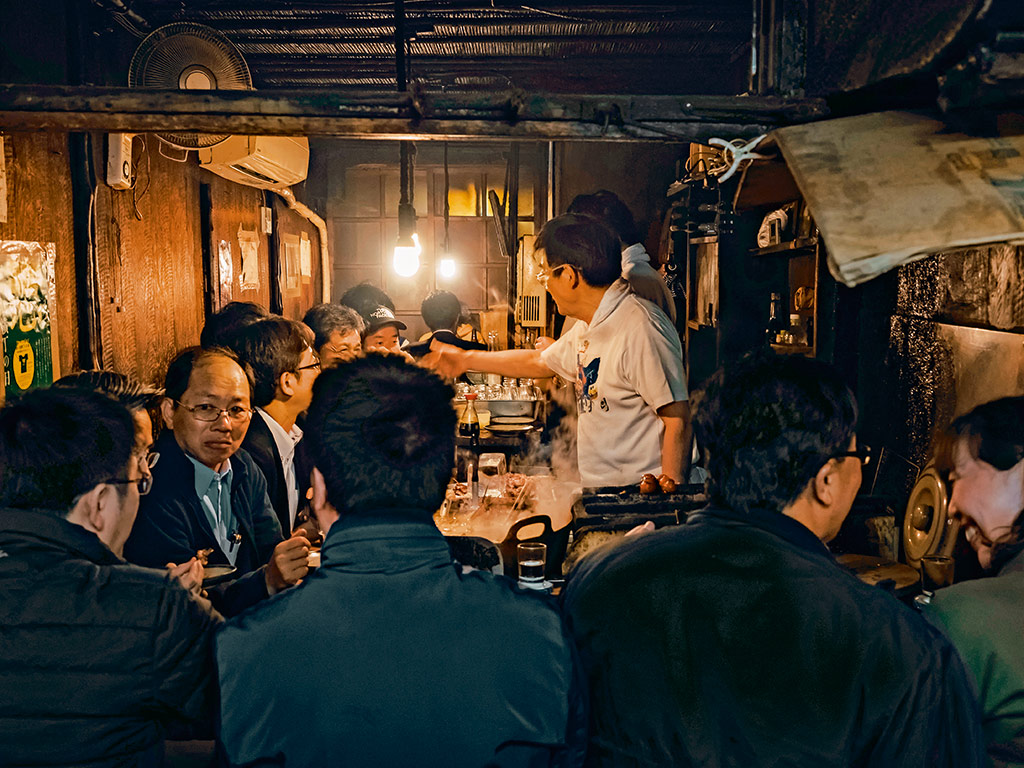 Chasing Off-Kilter Friendships in Tokyo 1