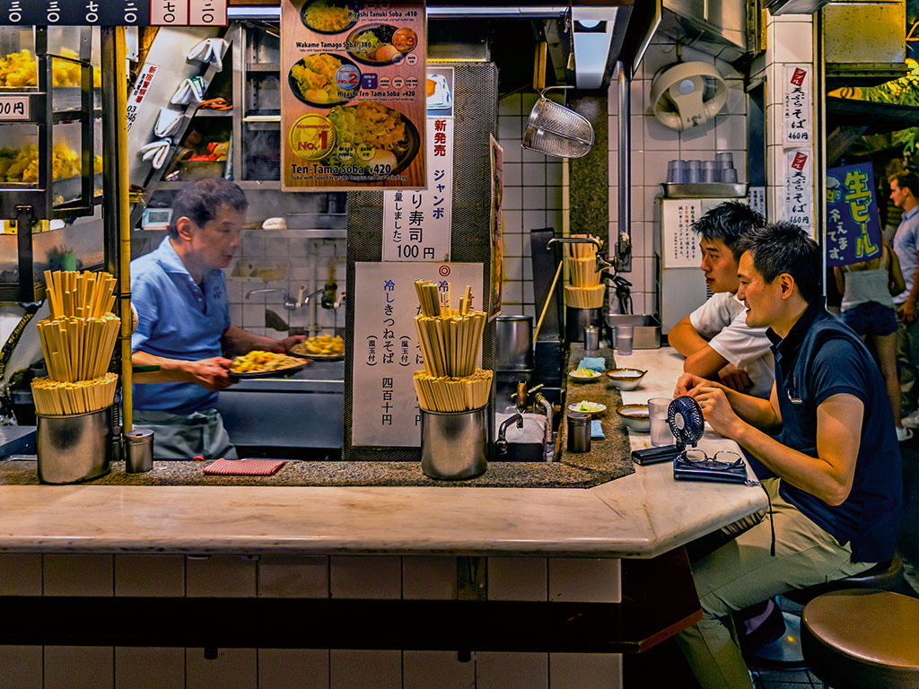 Chasing Off-Kilter Friendships in Tokyo 6