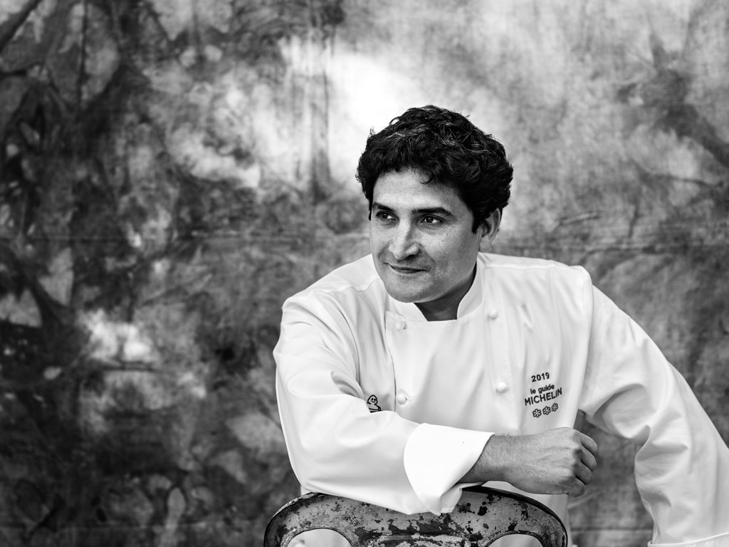 Chef Mauro Colagreco on Food Without Borders