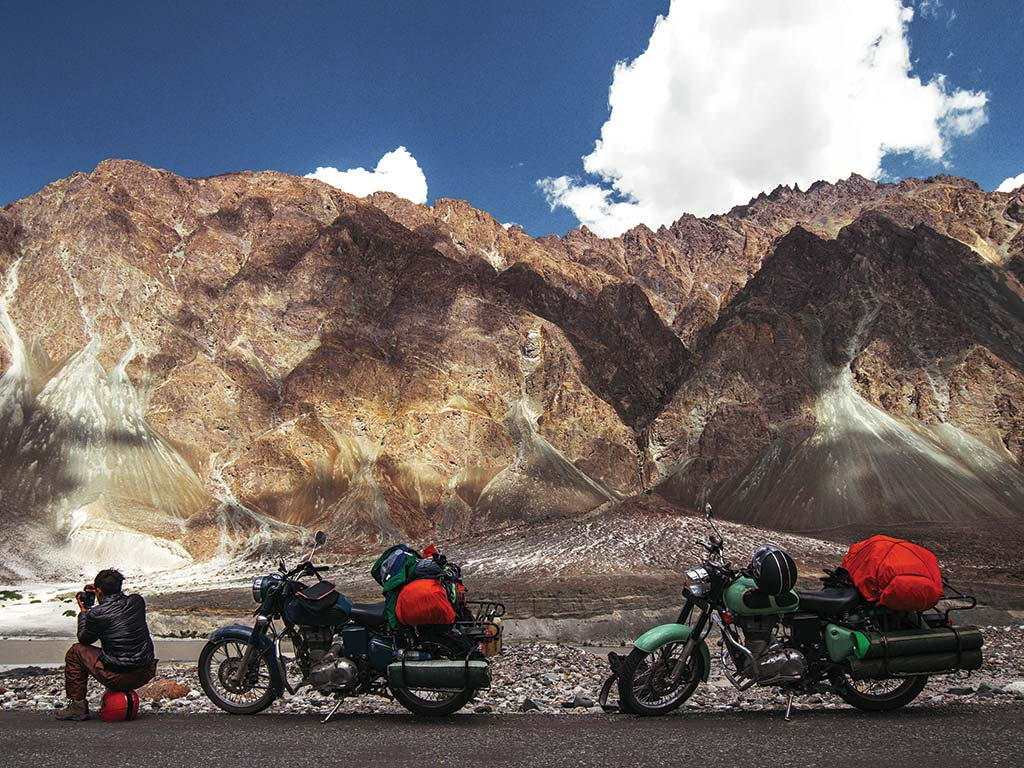 29 Motorcycle Rides from India's Capitals 3