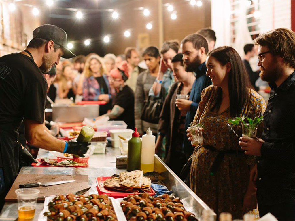 Melbourne Food & Wine Festival Goes Virtual