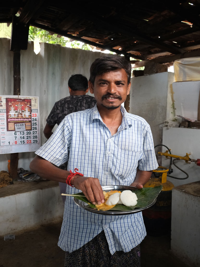 The Wonder Woman Behind Coimbatore's '1 Rupee Idli' 2