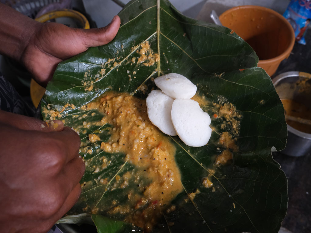 The Wonder Woman Behind Coimbatore's '1 Rupee Idli'