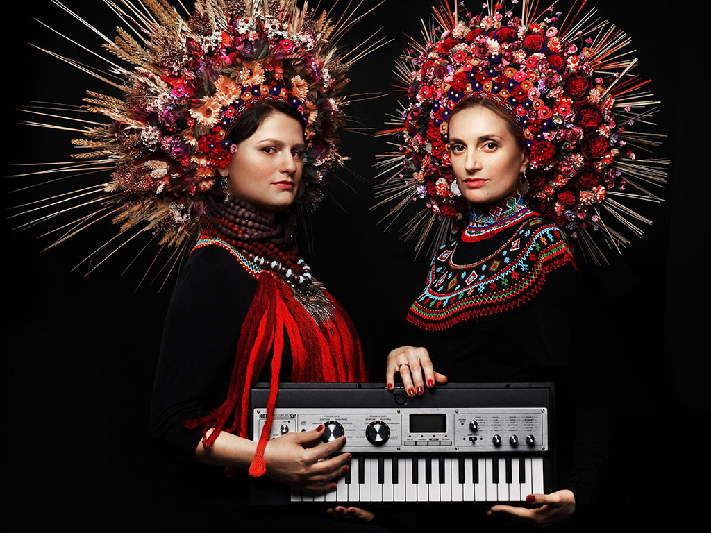 Spectacular Flower Crowns Rule in Ukraine 1