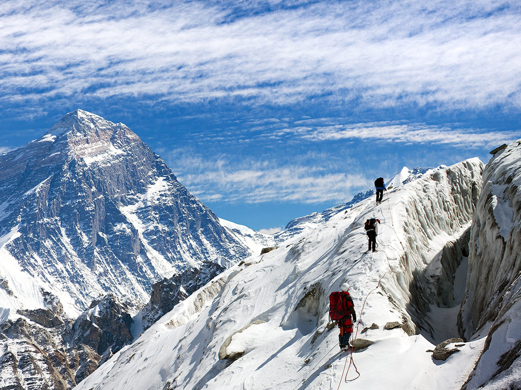 Weekend Reccos: Pop Culture Picks on Mount Everest
