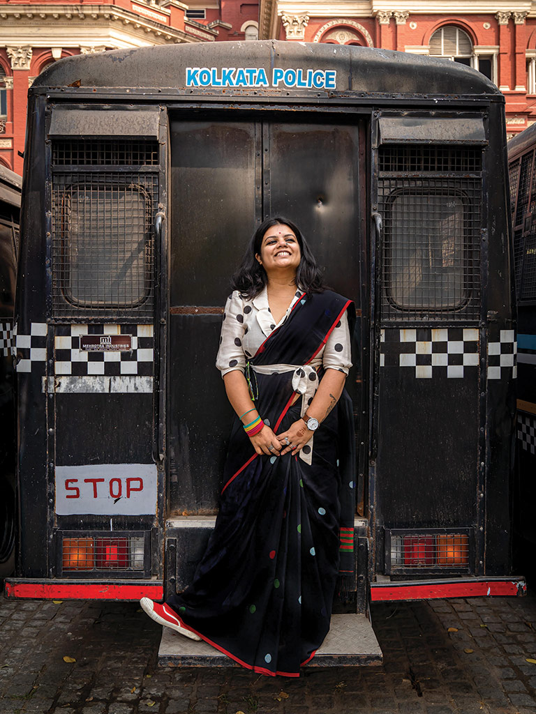 A Symphony in Calcutta's Cacophony 6