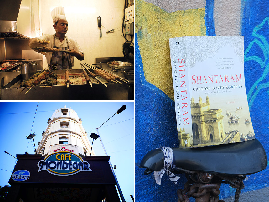 Gangsta's Paradise: Searching for Shantaram's Colaba