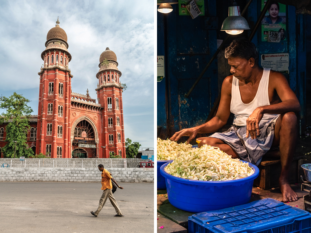 Hometown Discoveries: Chennai