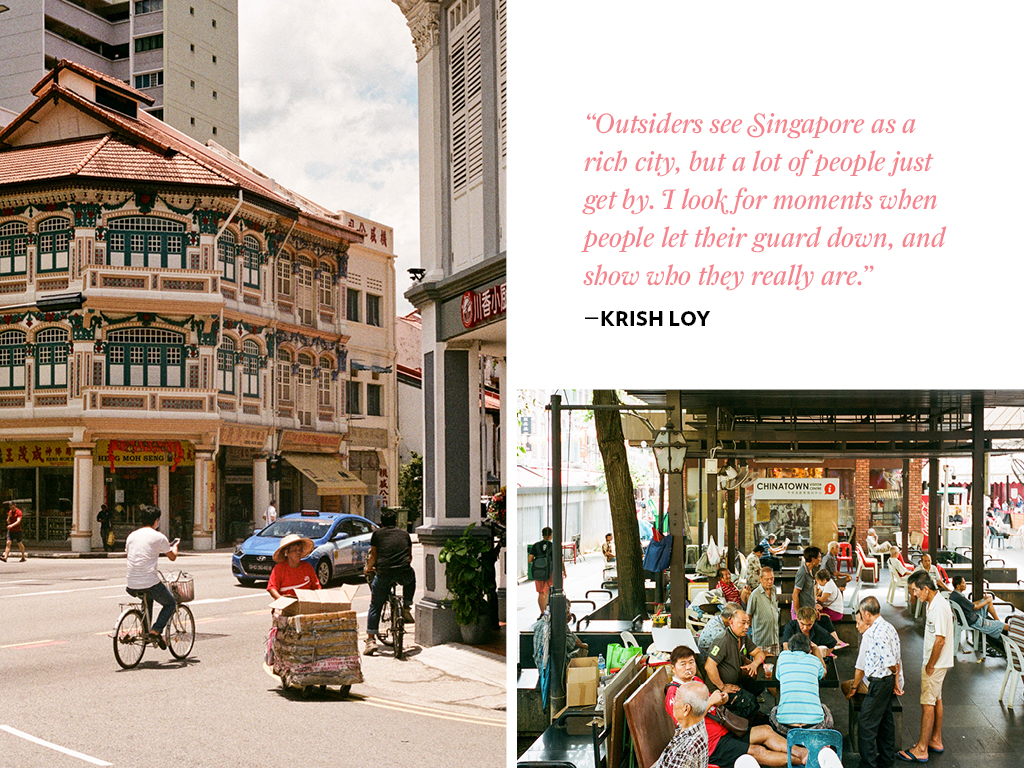 Images of Singapore, Straight From the Heart 3