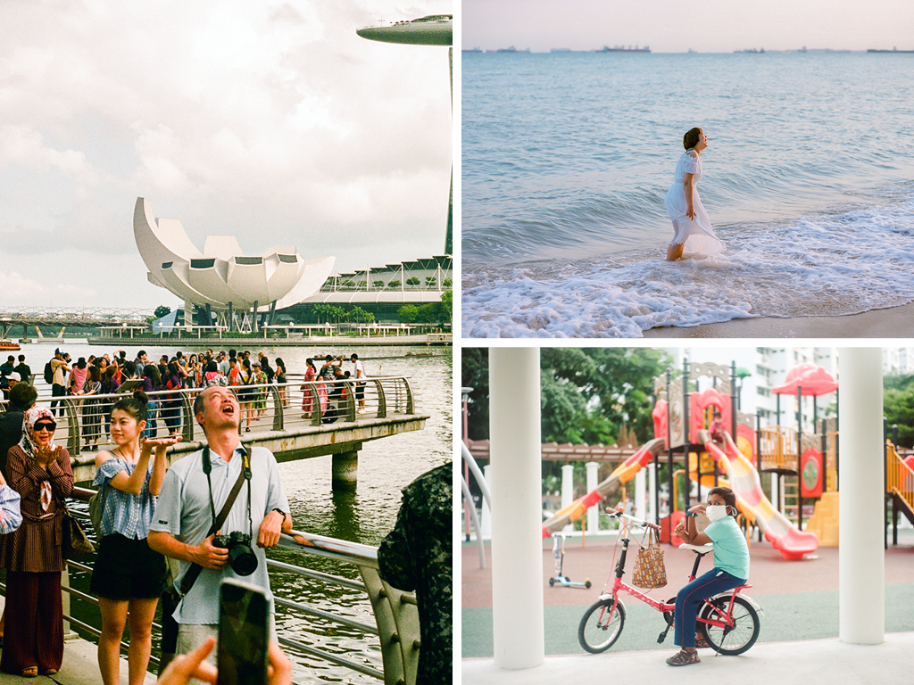 Images of Singapore, Straight From the Heart 6