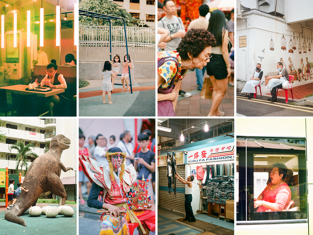 In Photos | Singapore, Straight From the Heart