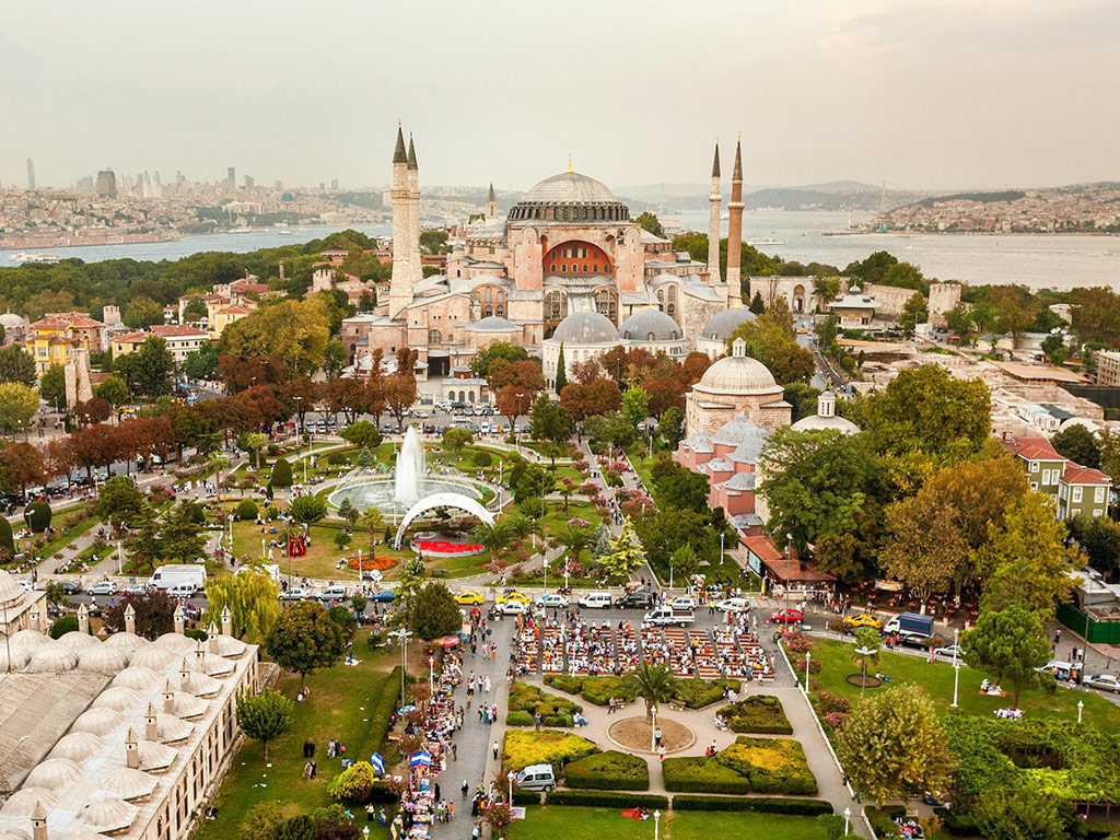 What's Next for Turkey's Hagia Sophia?