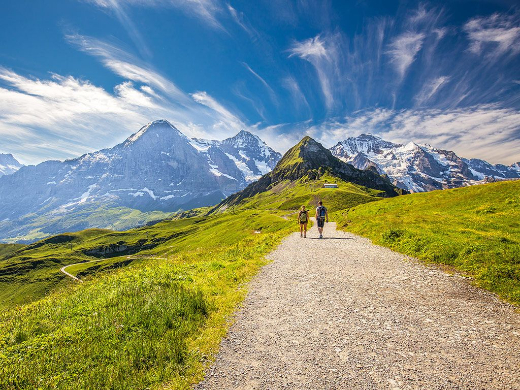 A Swiss Summer to Remember