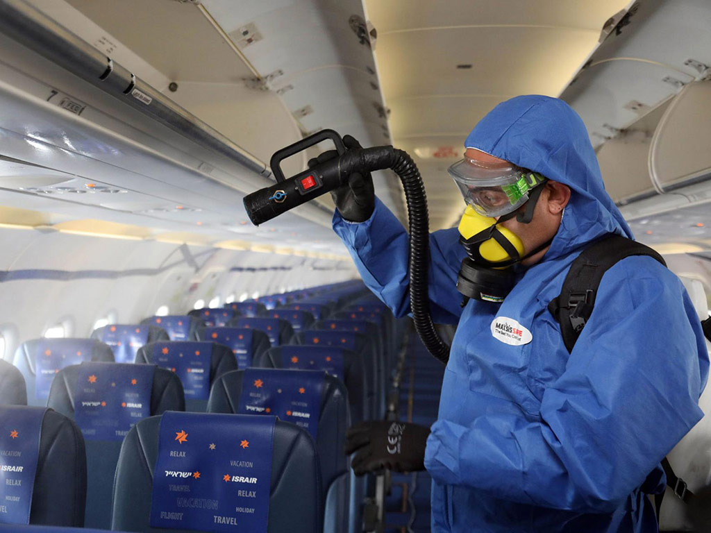 How Clean Is the Air on Planes?