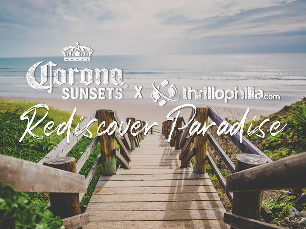 Partner Content | Corona India launches the Rediscover Paradise Campaign in partnership with Thrillophilia