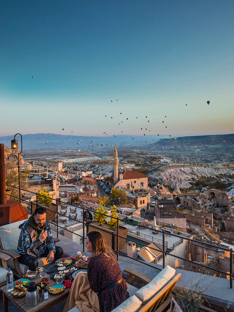 On a Turkish Adventure in Cappadocia 7