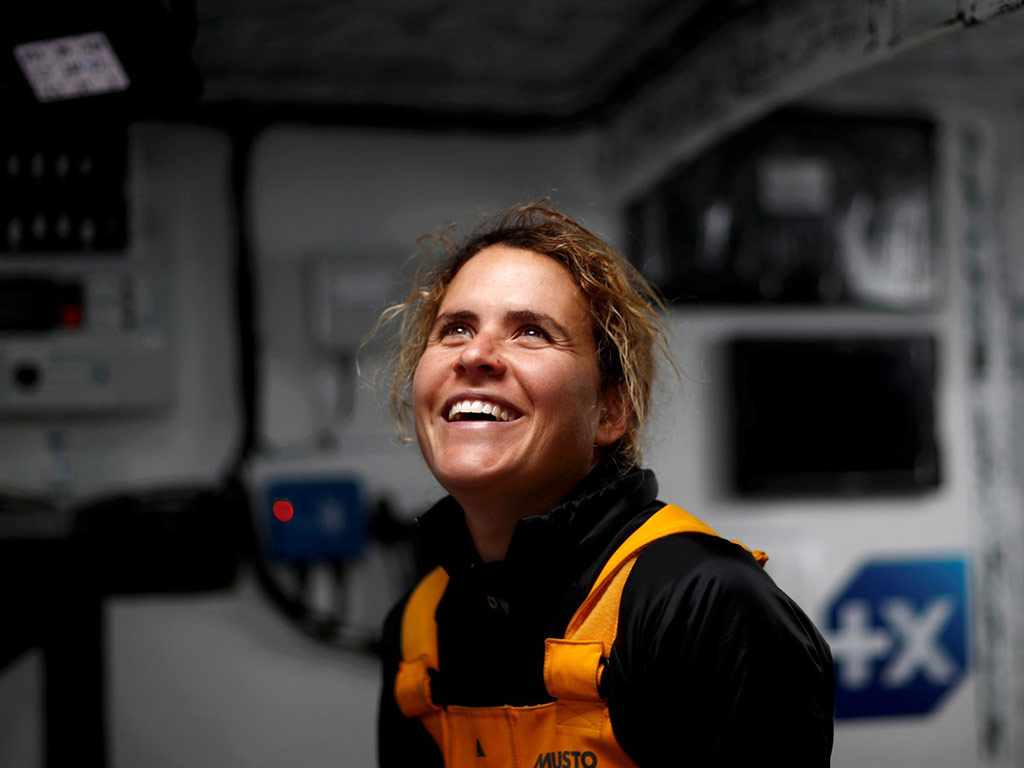 Meet the Fearless Women Sailors Taking on the 'Everest of the Seas' 2