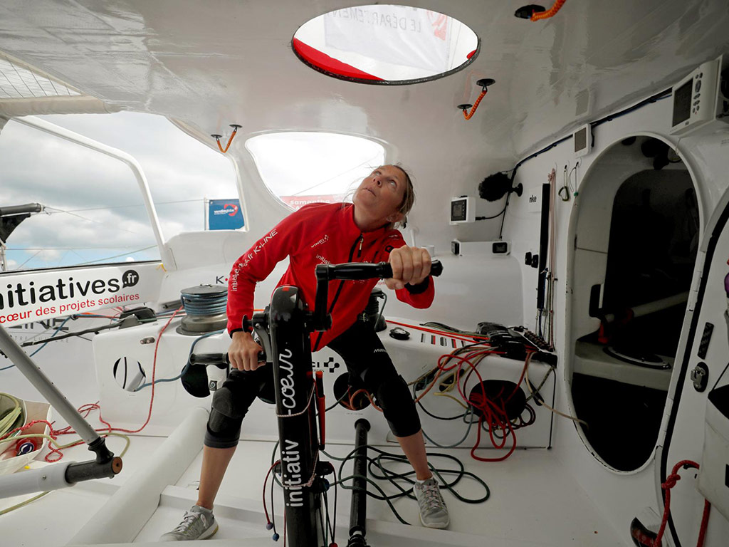 Meet the Fearless Women Sailors Taking on the 'Everest of the Seas' 3