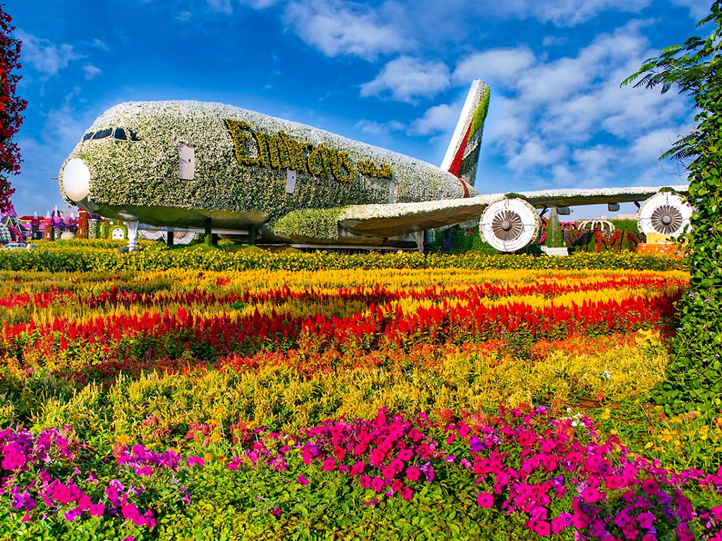 Partner Content   Dubai Miracle Garden welcomes visitors for its Ninth Season 2