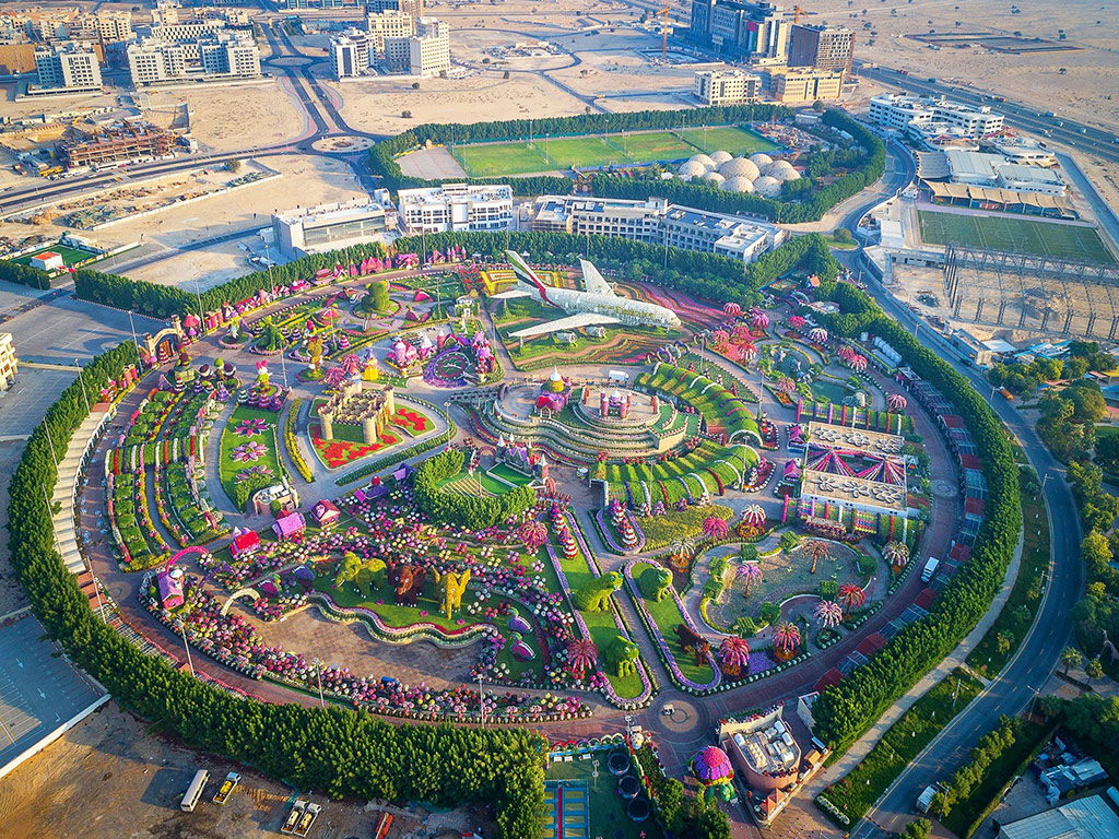 Partner Content | Dubai Miracle Garden welcomes visitors for its Ninth Season