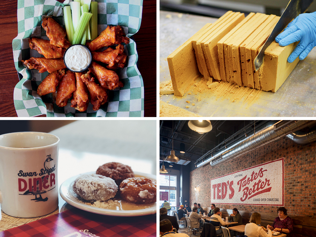 Where to Find the Best Bites in Buffalo