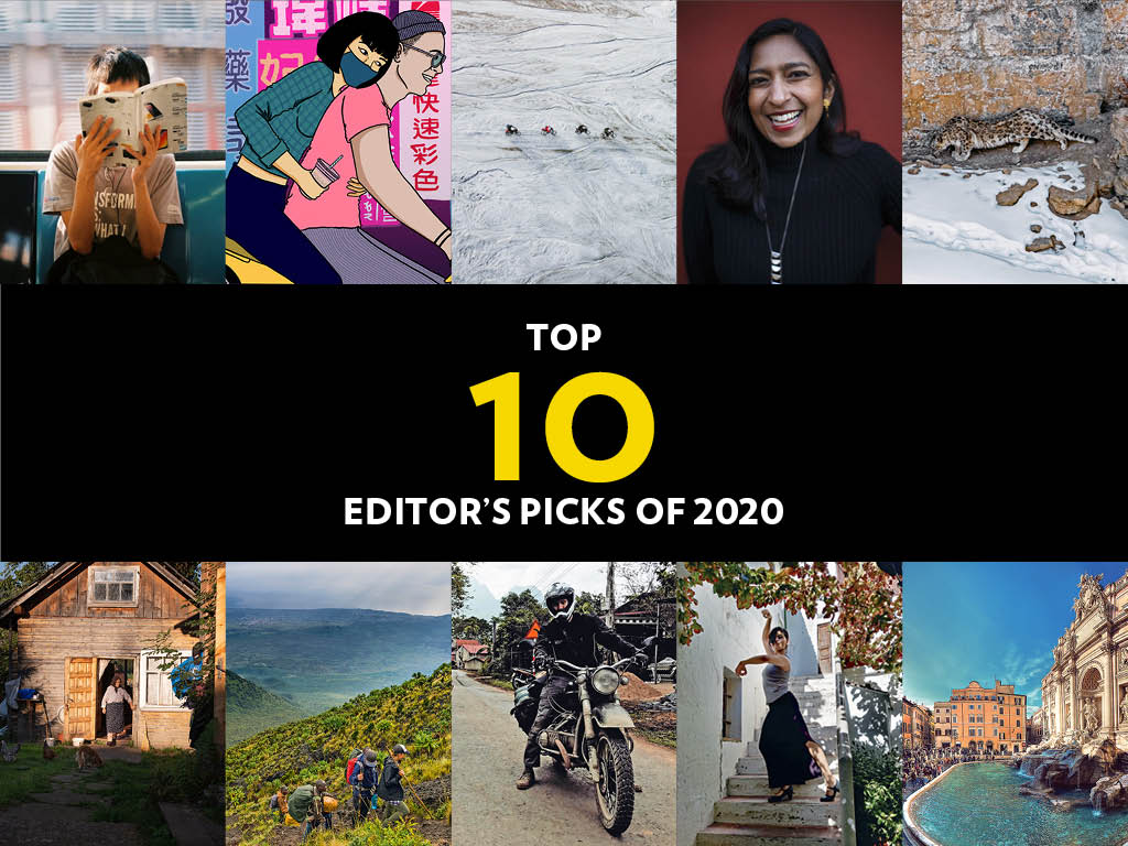 Editor's Picks: 10 of Our Favourite Reads