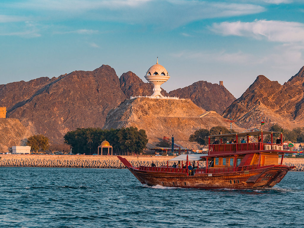 In Photos | Of Sun, Sand and the Sea in Oman 5