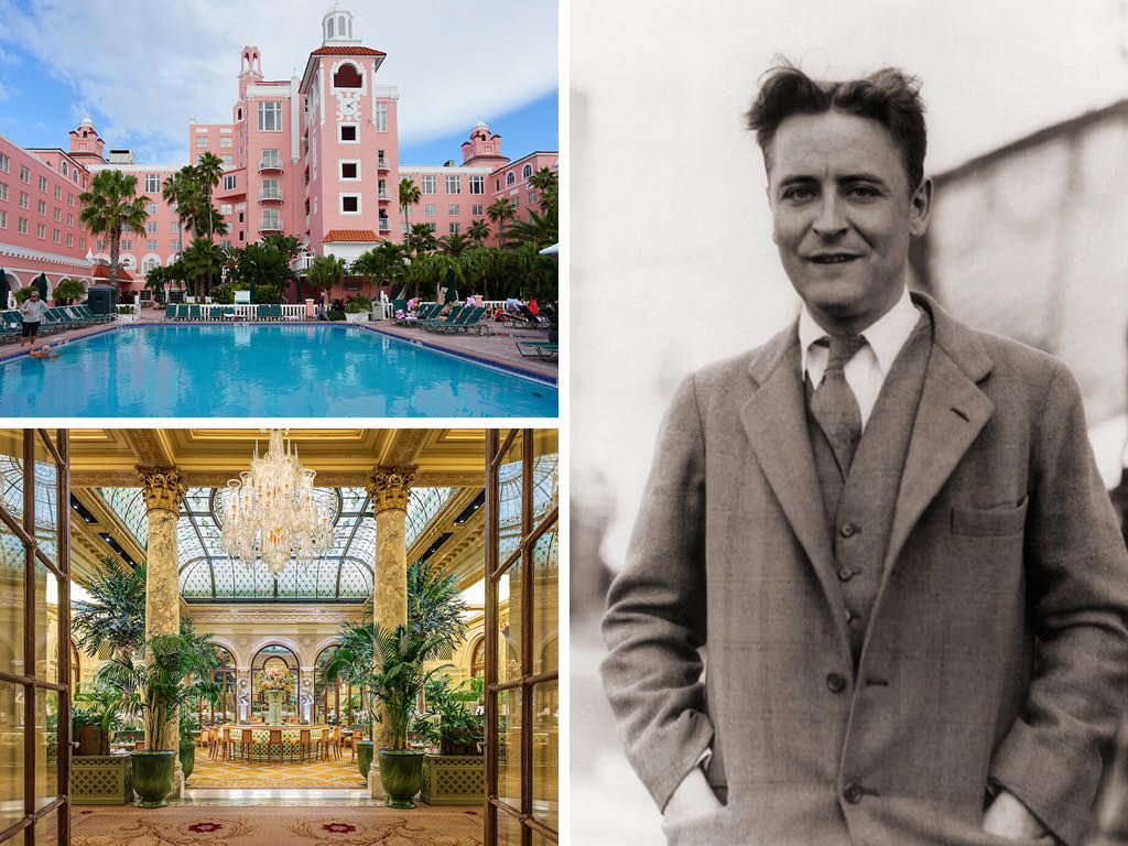 Grand Hotels & The Writers That Made Them Golden 1