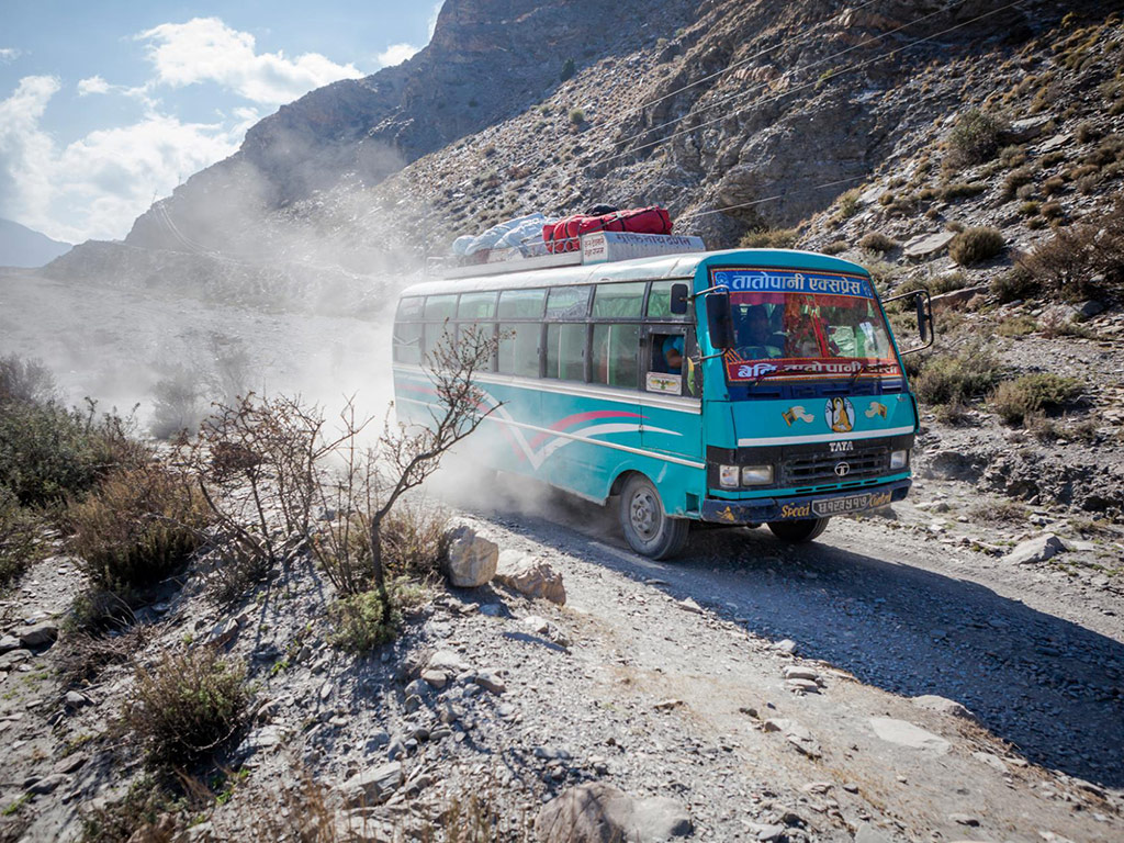 In Remote Nepal, New Roads Bring Opportunity—and Conflict 2