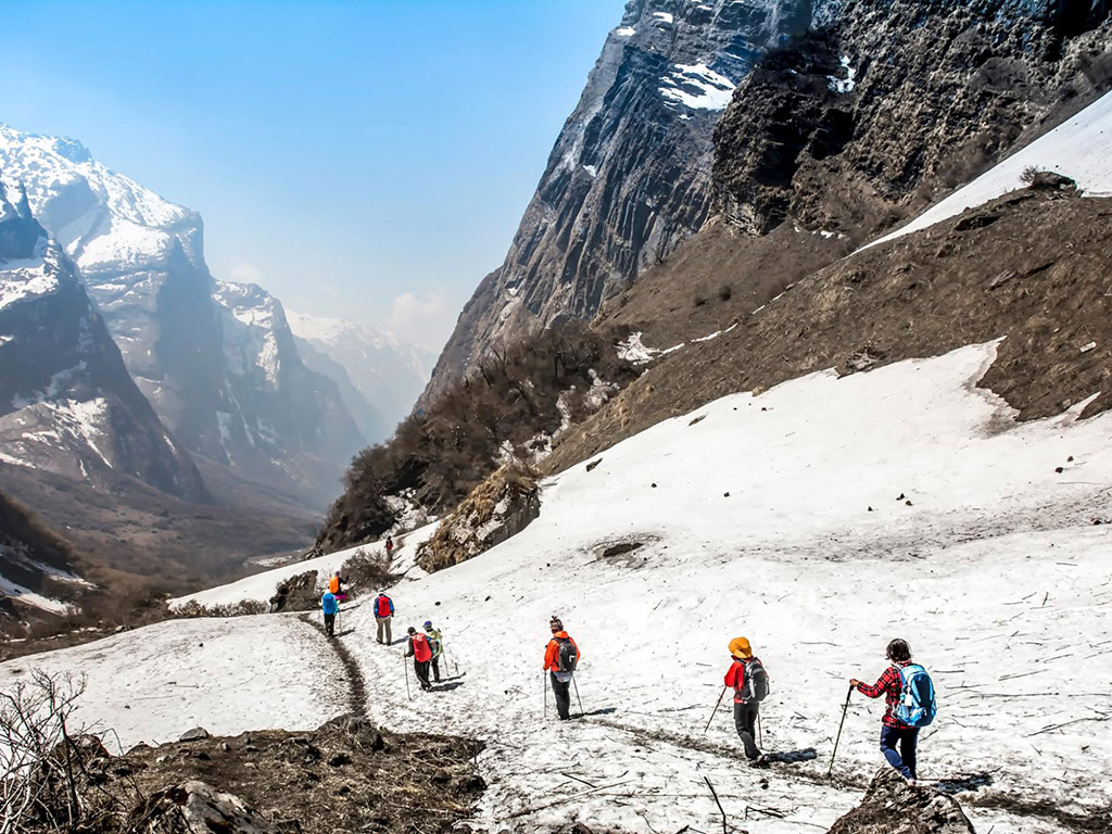 In Remote Nepal, New Roads Bring Opportunity—and Conflict