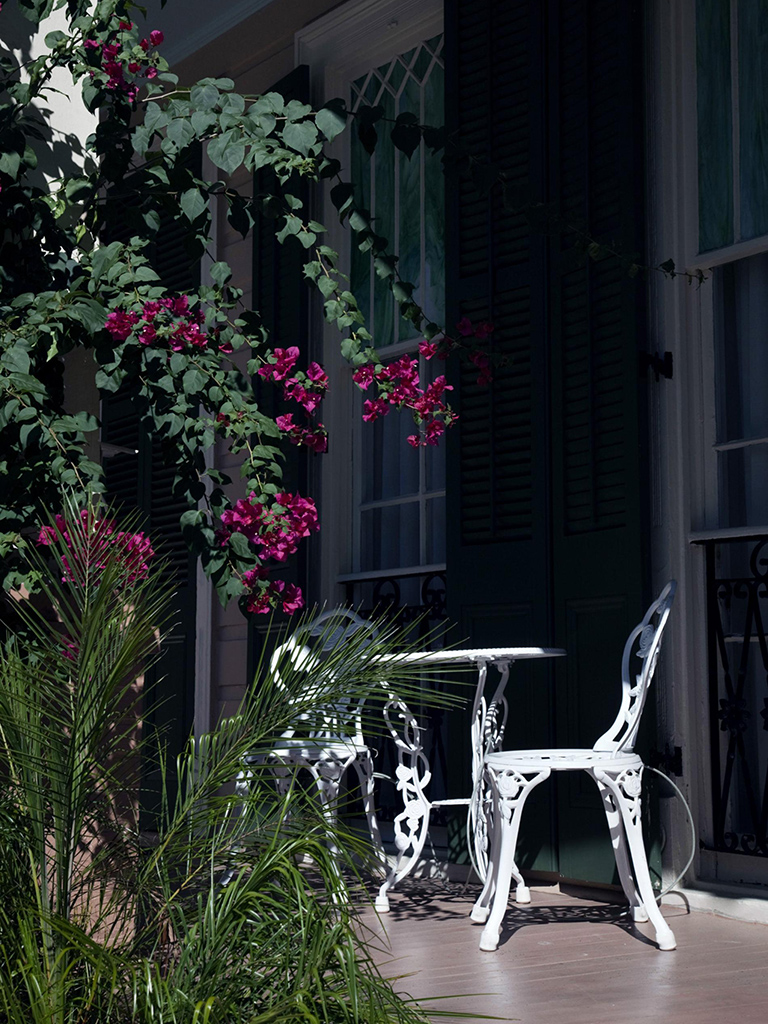 New Orleans' Historic Architecture Is Uniquely Suited to Pandemic Living 1