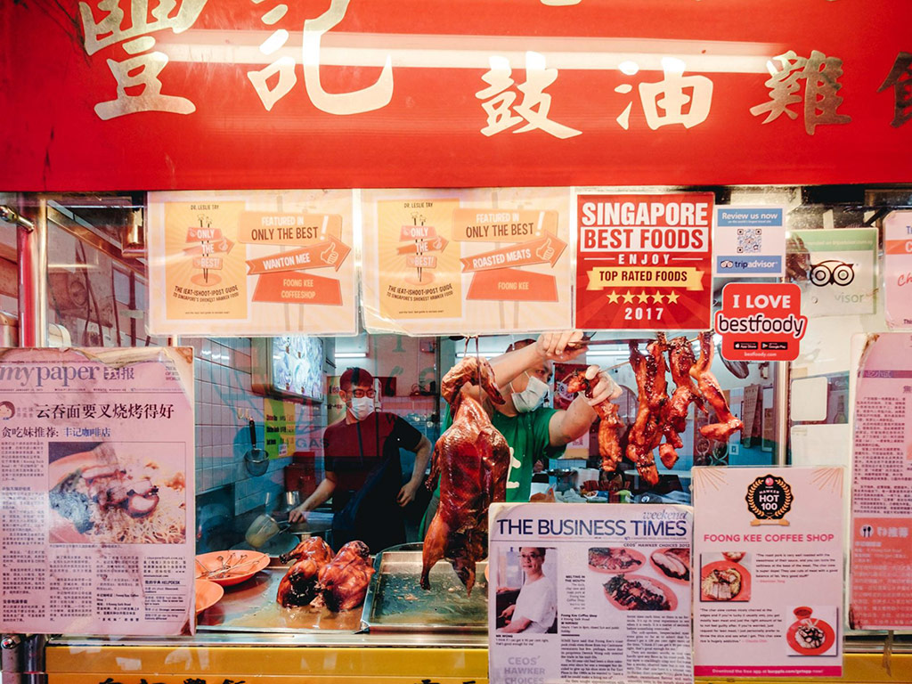 Singapore's Iconic, but Endangered, Street Food Now Has UNESCO Status 2