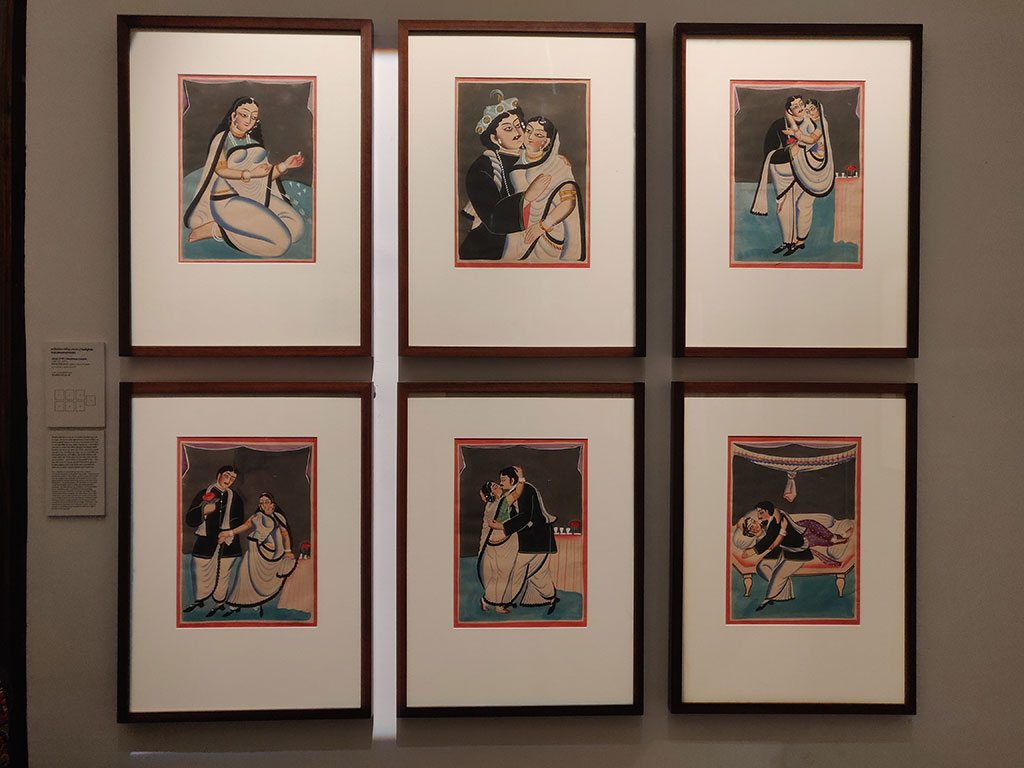 Ghare Baire: A Goldmine of Bengal's Art 1