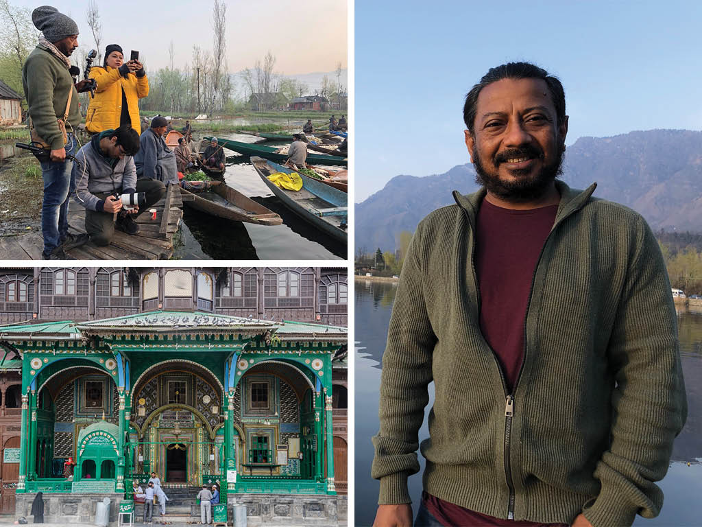 Three Filmmakers and a Tale of Three Cities 1