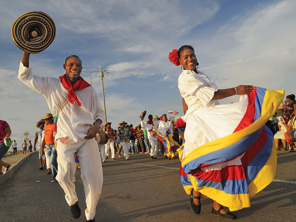 Love in the Time of Colombia